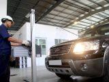 Quy trình và phí kiểm định xe ô tô 7 chỗ hiện nay