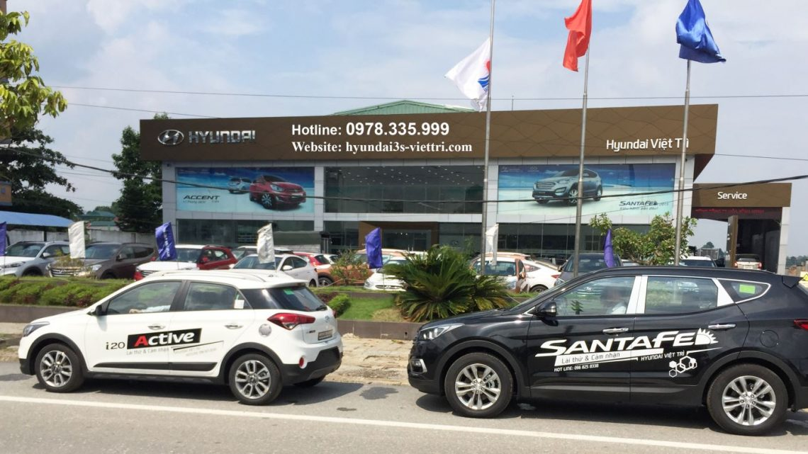 Phí đăng ký xe ô tô tại Phú Thọ bao nhiêu tiền?