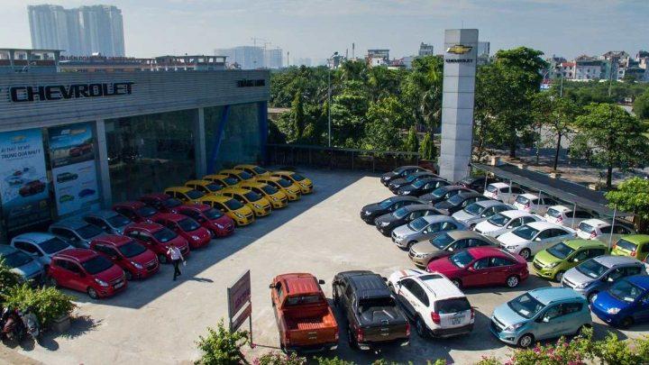 Vay mua xe ô tô nhanh chóng với lãi suất hấp dẫn từ VPBank