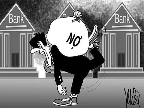 Đừng để nợ chồng lên nợ